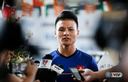"""Quang Hải: """"Olympic Việt Nam đã sẵn sàng cho trận gặp Olympic Nhật Bản"""""""