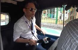 Phóng viên thể thao VTV tác nghiệp tại ASIAD 2018: Trải nghiệm giao thông tại Jakarta