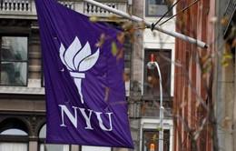 Đại học New York, Mỹ miễn học phí hoàn toàn cho sinh viên y khoa