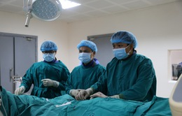 Can thiệp thành công cứu bệnh nhân hẹp động mạch cảnh