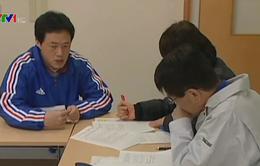 Nhật Bản thống kê sai số nhân viên khuyết tật