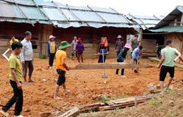 Lai Châu: Tạo điều kiện tốt nhất cho học sinh vùng lũ đến trường vào năm học mới