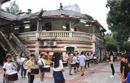 Tương lai của khu nhà truyền thống trong Cung Thiếu nhi Hà Nội