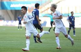 Quang Hải, Duy Mạnh lọt đội hình tiêu biểu vòng bảng ASIAD 2018