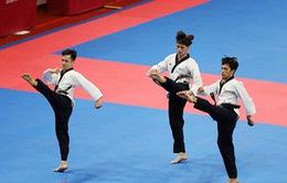 Taekwondo giành huy chương đầu tiên cho Đoàn TTVN tại ASIAD 2018