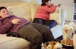 Nguy hiểm: Thừa cân - Béo phì ở trẻ nhỏ