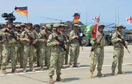 NATO bắt đầu tập trận tại Gruzia