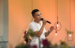 Bữa trưa vui vẻ: Nhạc sĩ Tú Dưa xúc động khi nhắc đến con trai