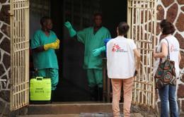 Congo phát hiện ổ dịch Ebola mới