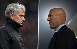 """Man Utd """"chấm"""" Zidane về thay Mourinho"""
