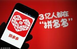 Startup Trung Quốc Pinduoduo bị điều tra vì bán hàng giả