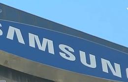 Lợi nhuận của Samsung giảm lần đầu tiên trong 7 quý