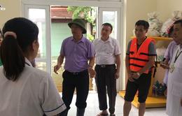 Hà Nội: Tập trung cao độ phòng chống dịch bệnh vùng ngập úng