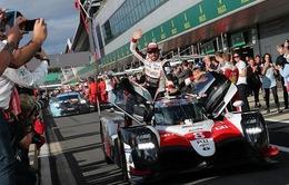 Alonso và Toyota tiếp tục thống trị WEC, giành chiến thắng thứ 3 liên tiếp tại Silverstone