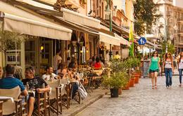 Hy Lạp chính thức thoát khỏi khủng hoảng nợ công