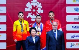Thạch Kim Tuấn giành tấm HCB đầu tiên cho đoàn thể thao Việt Nam