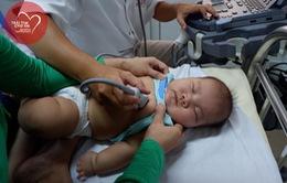 Nỗ lực và thành công trong điều trị bệnh tim bẩm sinh ở trẻ em
