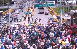 Làn sóng người Venezuela di cư ra nước ngoài