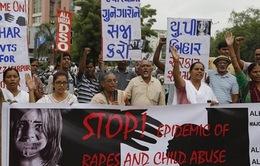 Lần đầu tiên, Ấn Độ tuyên án tử hình đối với 2 tội phạm hiếp dâm