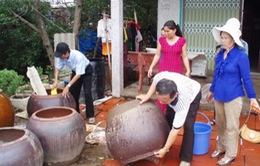 Khánh Hòa: Ra quân diệt bọ gậy tại ổ dịch sốt xuất huyết