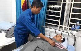 Lâm Đồng: Điều tra vụ 2 nhân viên bảo vệ rừng bị chém phải nhập viện