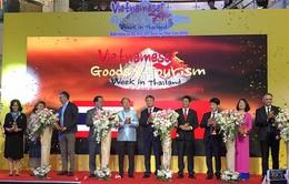 Chính thức khai mạc tuần hàng và du lịch Việt Nam tại Thái Lan