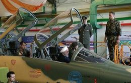 Iran tăng cường năng lực quốc phòng