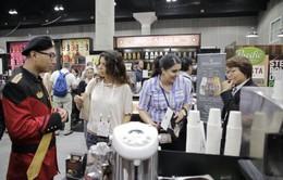 Lễ hội cà phê quy mô toàn cầu Coffee Fest 2018 tại Mỹ