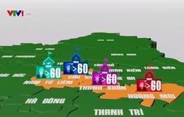Quá tải học sinh các quận nội thành Hà Nội bao giờ mới giảm?