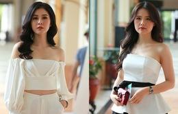 Phanh Lee sánh đôi cùng Thu Hoài giống nhau như hai chị em sinh đôi