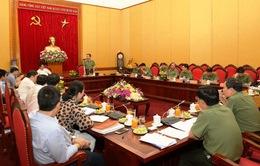 Sớm kiện toàn Đảng ủy Công an Trung ương