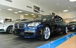 Xin ý kiến Chính phủ hướng xử lý 133 xe BMW giả giấy tờ
