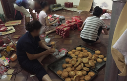 Bánh Trung thu - Nỗi lo về dinh dưỡng và an toàn thực phẩm