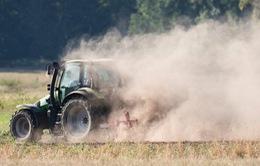 Đức hỗ trợ 340 triệu Euro cho nông dân bị ảnh hưởng bởi hạn hán