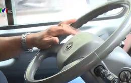 Khó quản lý thời gian làm việc của lái xe