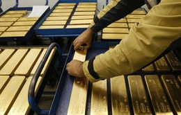 Nga tích cực trữ vàng để đối phó cấm vận