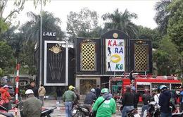 Hà Nội đóng cửa gần 900 quán karaoke có nguy cơ cháy cao