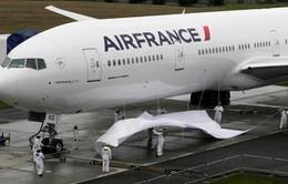 Air France ngừng khai thác chuyến bay tới Iran