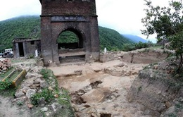 Kết quả khai quật khảo cổ học di tích Hải Vân Quan