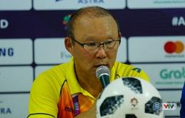 HLV Park Hang Seo công bố danh sách ĐT Việt Nam dự King's Cup sau vòng 11 V.League 2019