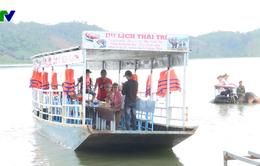 Cần đảm bảo an toàn đường thủy cho du khách thăm quan Hồ Lắk