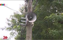 Hà Nội: Tổng rà soát chi phí vận hành hệ thống loa phường