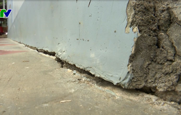 Đắk Nông: Công trình thủy điện nổ mìn, nhà dân ở gần bị nứt