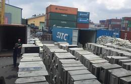 Phát hiện 3 container nhập khẩu phế liệu không phép tại Cảng Hải Phòng