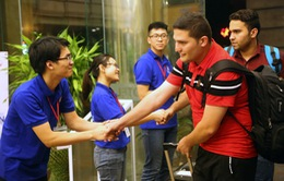 Ninh Bình chào đón những đội tuyển đầu tiên đến với ABU Robocon 2018