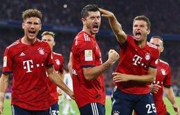 Bayern Munich giành 3 điểm trong ngày ra quân tại Bundesliga