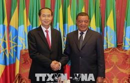 Toàn văn Tuyên bố chung Việt Nam – Ethiopia