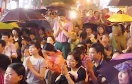 Hàng nghìn người dự lễ Vu lan báo hiếu ở chùa Phúc Khánh