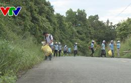 Đà Nẵng huy động cộng đồng dọn vệ sinh Khu du lịch Sơn Trà