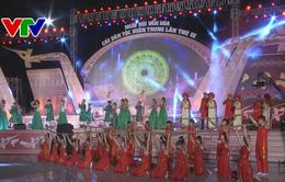 Khai mạc Ngày hội văn hóa các dân tộc miền Trung
